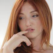 Mooi rood haar en geil